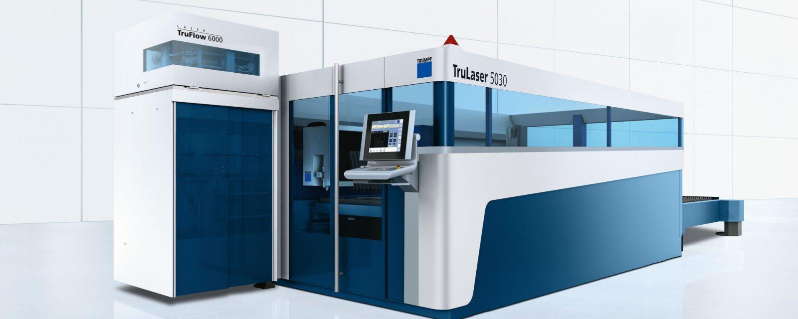 trubend-5130-co2 laser leak